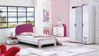 Tarz Pink Jugendzimmer